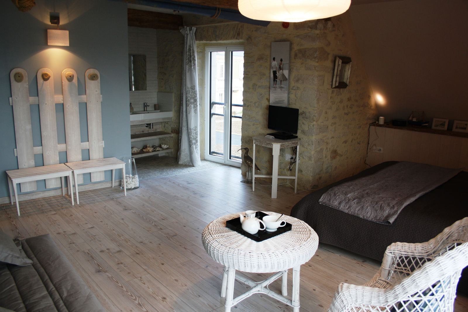 Isigny-sur-mer chambre d'hote
