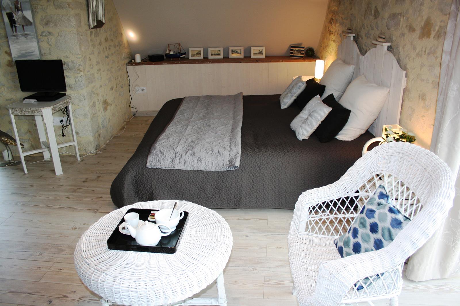 Isigny-sur-mer chambre d'hôtes