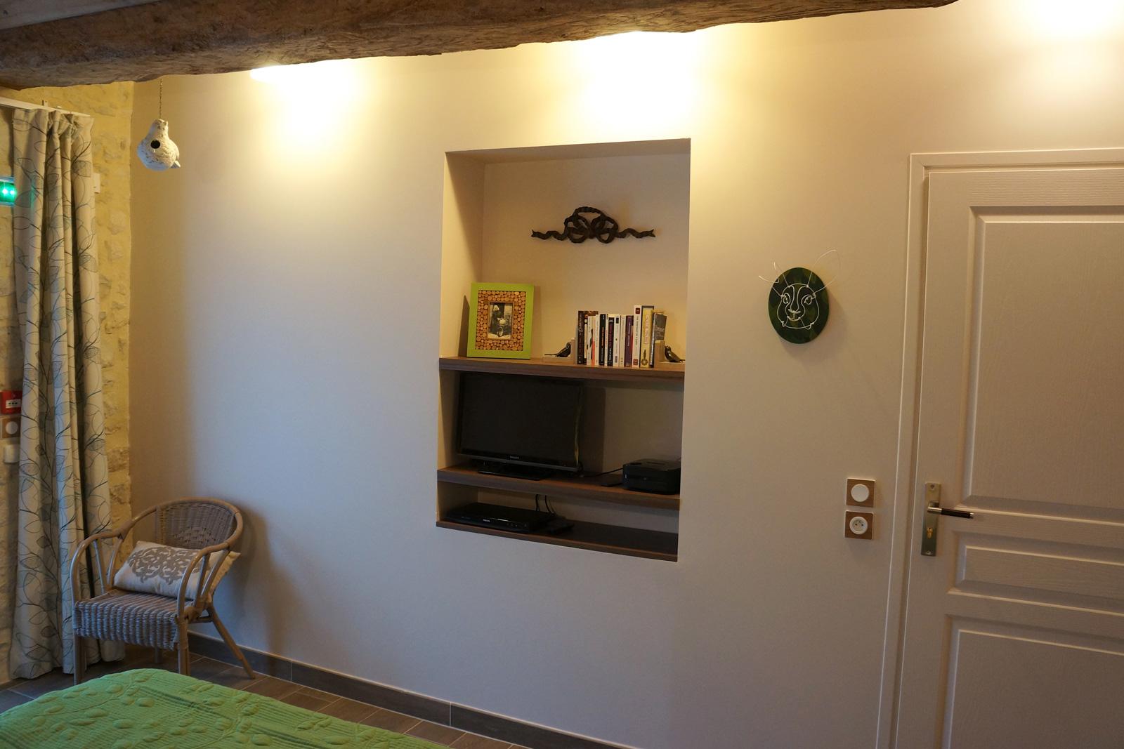chambre d'hôtes cigognes à isigny-sur-mer